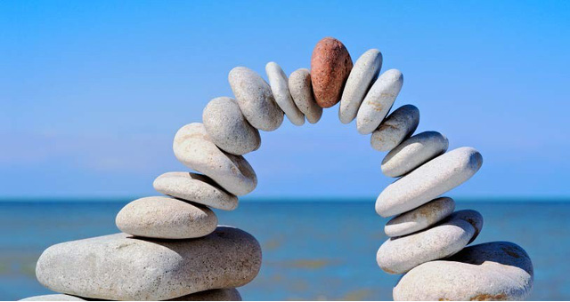 Bình tĩnh và cân bằng – Hai kỹ năng giúp đời người an nhiên, tự tại