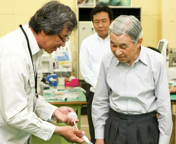 Có một người con nước Việt đã trở thành một nhà phát minh, một doanh nhân thành công như thế trên đất Nhật.