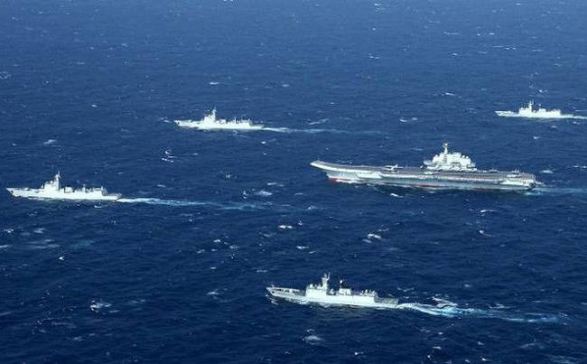 Trung Quốc tranh cướp Biển Đông: Một bài học nghiêm túc mà có lẽ châu Âu chưa biết