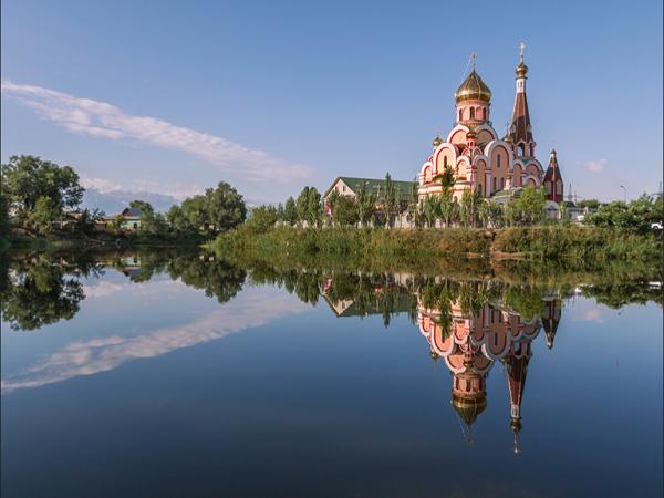 """""""Vành đai và con đường"""" mang đến nguy cơ cho môi trường sinh thái ở Kazakhstan"""