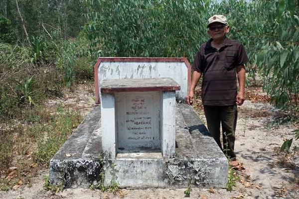 Khu rừng Cấm Bình Định và bí ẩn quanh ngôi mộ thứ phi vua Quang Trung