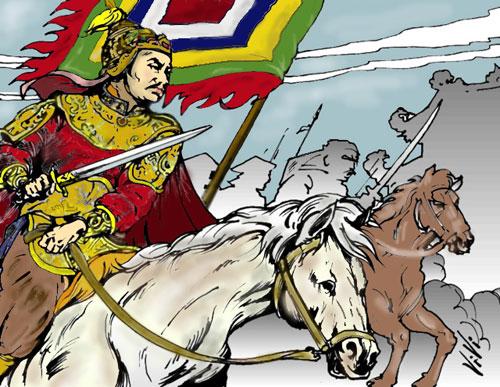 Vua Quang Trung đoản mệnh, hay là chuyện long mạch nhà Tây Sơn bị phá